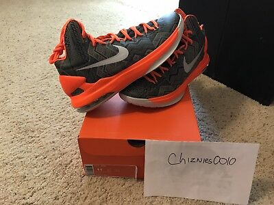30b1f48cf58b NIKE AIR ZOOM KD 5 KD5 V BHM Black History Month DS NEW NIB sz 11 ...
