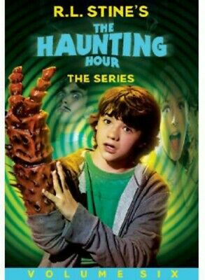 R. L. StineS the Haunting Hour: Volume 6 [New DVD]