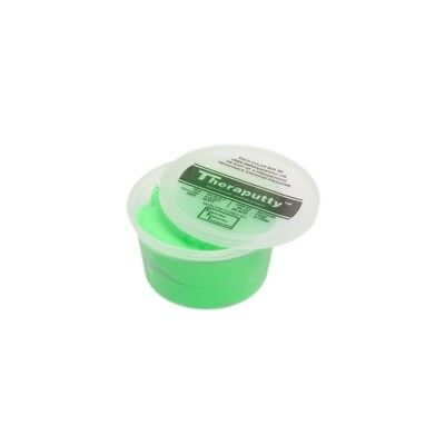 CanDo® Scented Theraputty® Exercise Material - 1 lb - Apple - Green - Medium 10-