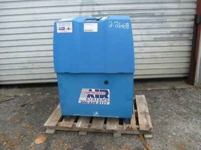 CompAir L18-7.5 Rotary Screw Air Compressor Compressed Air Systems 217.5 Max PSI