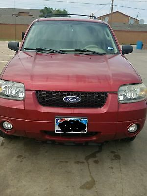 2007 Ford Escape Limited 2007 Ford Escape Limited Edition