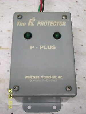 Innovative Tech The It Protector P-Plus Surge Suppressor Zb03-001 , P-1S