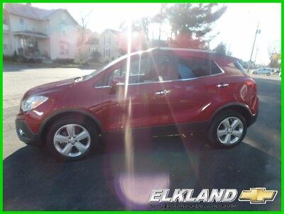 2015 Buick Encore AWD only 13000 miles Convenience Trim Only 13000 miles All Wheel Drive Conv Pkg  Remote Start  Rear Camera  Bluetooth