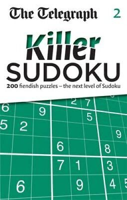The Telegraph: Killer Sudoku 2 by The Telegraph Media Group 9780600633136