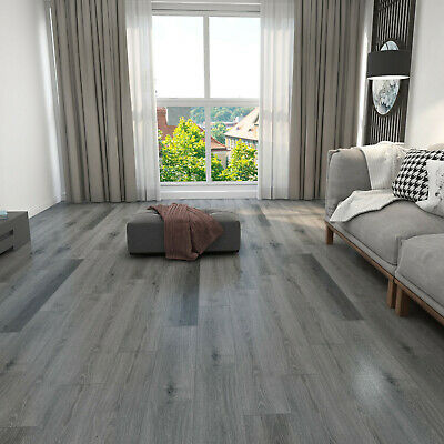 Hybrid Flooring -SPC vinyl plank sample -Silver Oak- 100% Waterproof