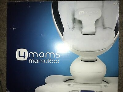 BLACK CLASSIC - 4MOMS, MAMAROO, Baby Swing, perfect condition!