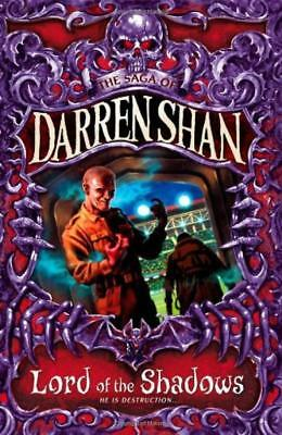 Lord of the Shadows - Darren Shan - Acceptable - Paperback