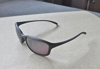 04a8d1d9d7 Used Authentic Oakley She s Unstoppable Sunglasses Steel   Polarized Prizm  Lens