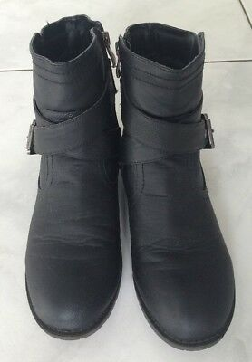 Girl Xpress - Ankle Boots - Black - Size 8