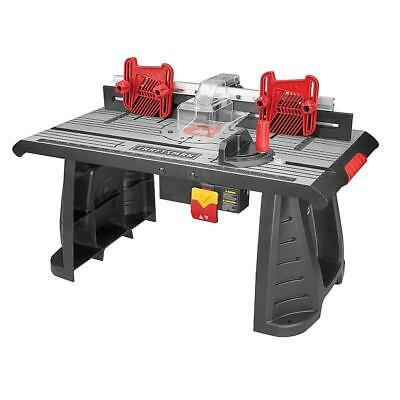 Craftsman 925471 deluxe router table brand new made in usa box craftsman die cast aluminum router table keyboard keysfo Choice Image