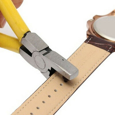 Pop Hole Puncher Belt Watch Band Leather Straps Shoe straps 2mm Hand Tool CMX
