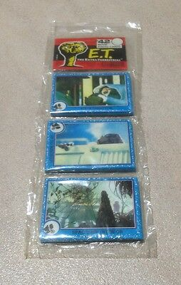 1982 Topps E.T. (The Extra Terrestrial) - Movie Photo Cards Rack Pack