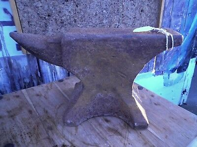ANVIL, ANTIQUE WILKINSONS 35 KG appx., PROB 19TH CENTURY....
