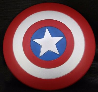 For Avengers Captain America 30CM Shield Marvel Costume Accessory Safe For Kids