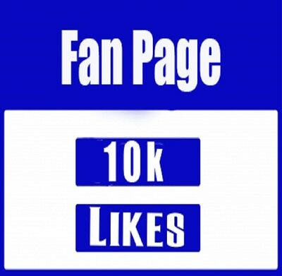 2.000-Facebook Fan Page-Real-Safe -- Permanent -