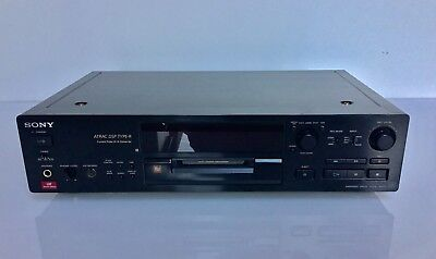 Sony Minidisc Deck MDS-JB930 UK Special Edition high-end deck, superb condition!