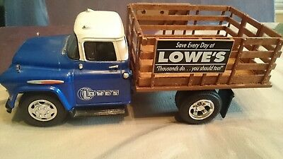 Lowes 1957 Stake Bed Collector's  Truck