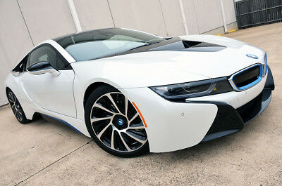 2016 BMW i8 Tera World Heavy Loaded MSRP $155k LASER LIGHTS 2016 BMW i8 Tera World Heavy Loaded MSRP $155k Laser Lights