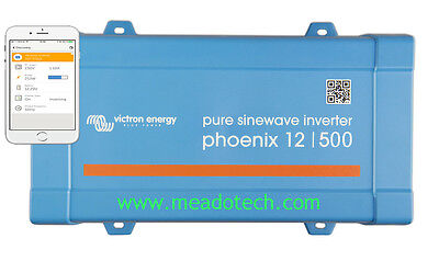 victron energy phoenix vrai Sinus convertisseur 12V 400 Watt IEC Out