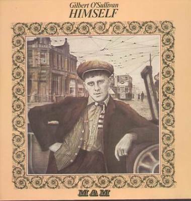 Gilbert OSullivan Himself NEAR MINT MAM Records Vinyl LP