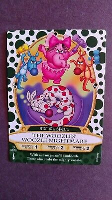 One Sorcerers of the Magic Kingdom Moon Cards (Uncommon), Walt Disney World