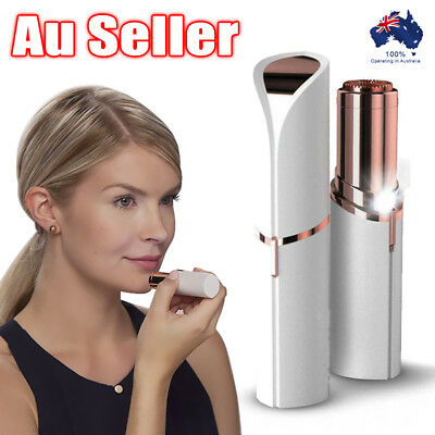 Flawless Finishing Touch Painless Hair Remover For Women's Facial Hair