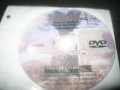 Adventures In Prospecting How To Read A River For Placier Gold Dvd Detecting