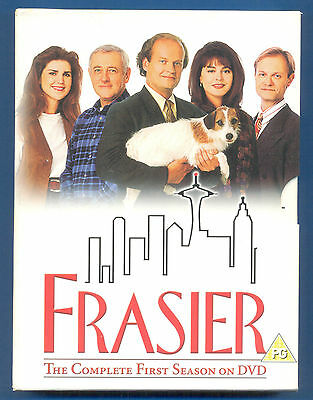 FRASIER.THE COMPLETE FIRST SEASON.SET OF 4 DVDs