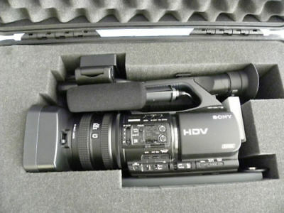 Sony HVR Z5U Camcorder - With Pro Accessories