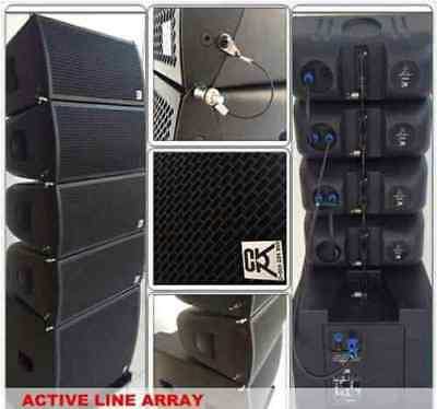 Professional Portable Line Array System