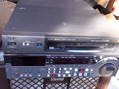 Sony DVW-M2000P for small and large Betacam SP/SX/Digital/IMX + SDI