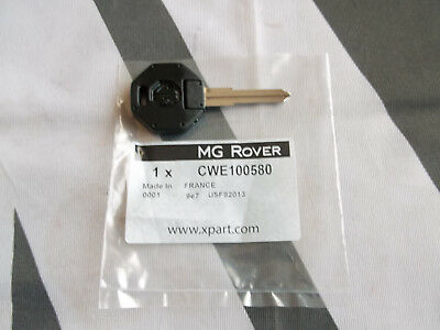 MGTF MG TF Key Blank MGRover OE Part CWE100580 mgmanialtd.com