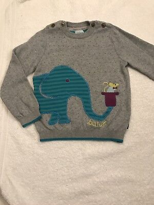 Ted Baker Boys Jumper 18-24 Months