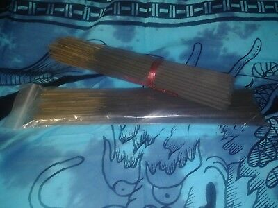 100 Incense sticks  CHARCOAL *PICK UP TO 5 SCENTS*  Fresh Handmade