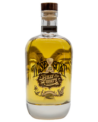 Billy Goat's Gin Wise Old Goat bottle 700mL