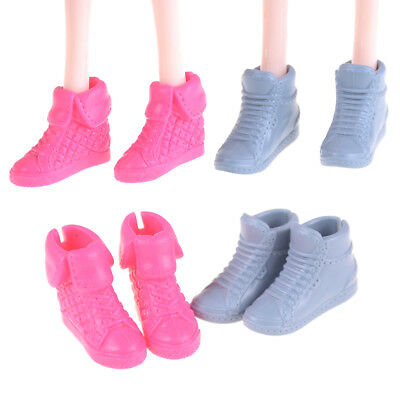 1Pair Fashion Beautiful Shoes For 1/6 Barbie Doll Shoes Kids Gift