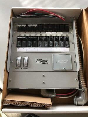 Q-Series ProTran Manual Transfer Switches