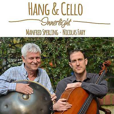 Hang & Cello, CD, neu. Manfred Sperling, Nicolas Fahy; Hang/Handpan Musik,