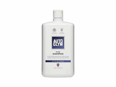 Autoglym Pure Shampoo Care Valet Bodywork Cleaning Wash Lasting Finish (1 Litre)