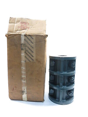 New Royersford Iron Rigid Clamping Coupling 3In X 2-1/2In D600528