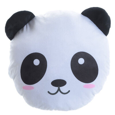 Cute Panda Shaped Large Cushion And Insert Pillow New With Tags