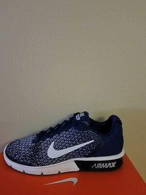low priced 8444a 7417a Nike Men s Air Max Sequent 2 Running Shoes Size 11.5 NIB