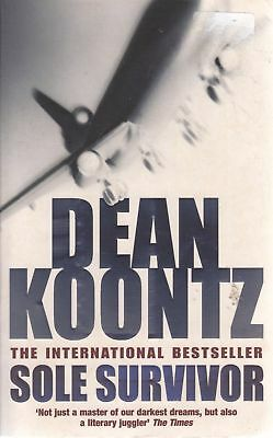 Sole Survivor - Dean Koontz - Headline - Acceptable - Paperback