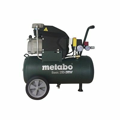 Metabo Power 250-24 W mobiler Druckluft Kompressor 601533000
