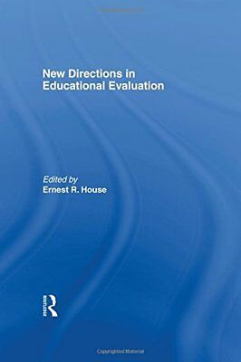 New Directions In Educational Evaluation Hardback Book The Cheap Fast Free Post