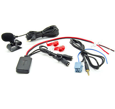 Bluetooth Adapter Aux Mercedes W169 Sprinter Audio 5 MP3 Freisprecheinrichtung