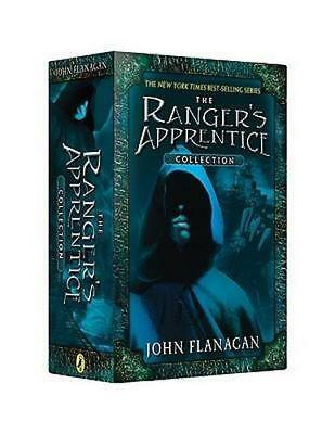 NEW The Ranger's Apprentice Collection (USA Edition) By John Flanagan Paperback