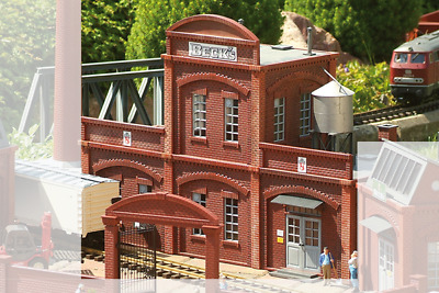 Piko G Scale Brewery Main Building | Ships In 1 Business Day | Bn | 62014
