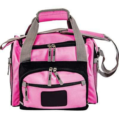 Wholesale lot of (10) Extreme Pak Pink Cooler Bag with Zip-Out Liner