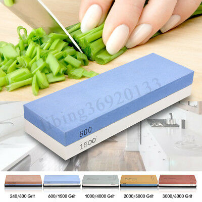 1000/4000 2000/5000 3000/8000 Grit Home Whetstone Sharpening Water Stone Dual